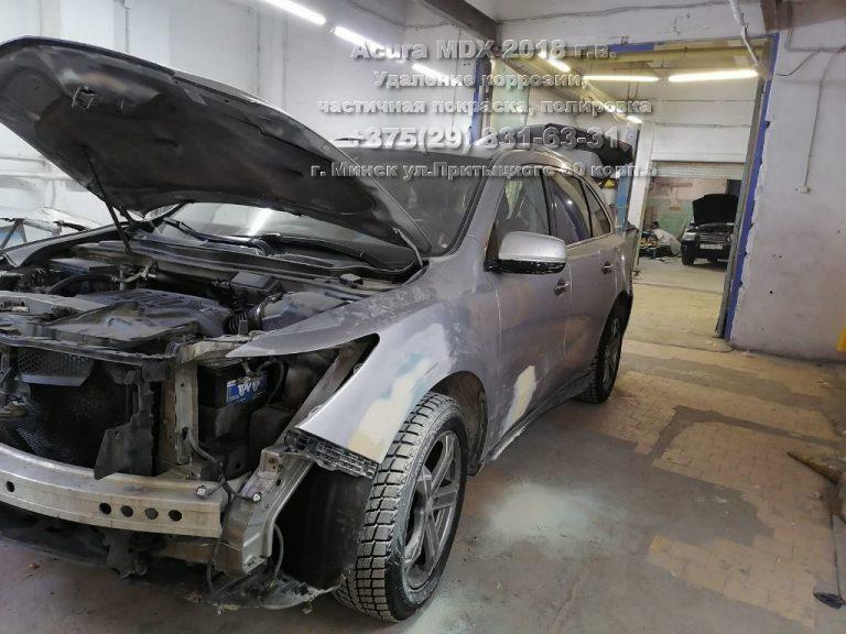 Acura MDX 2018-2