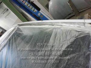 Kia Venga 2012 г.в. чистка от жуков