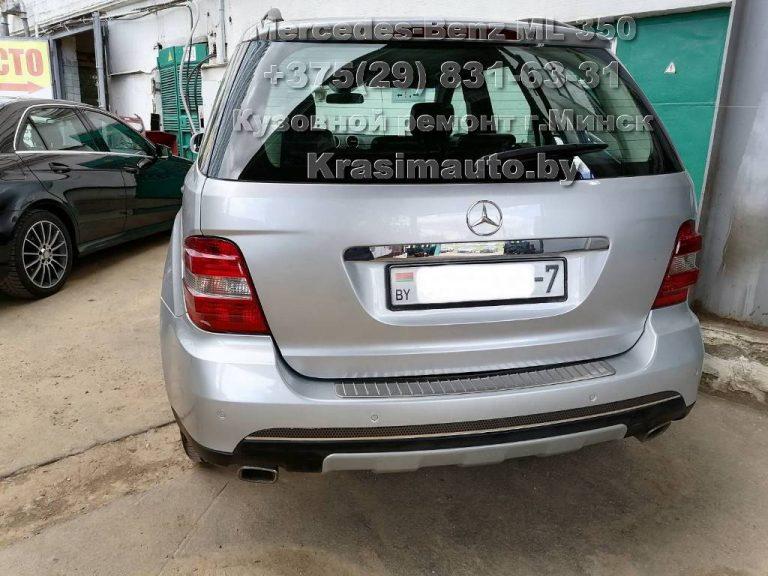 Mercedes-Benz ML 350-10