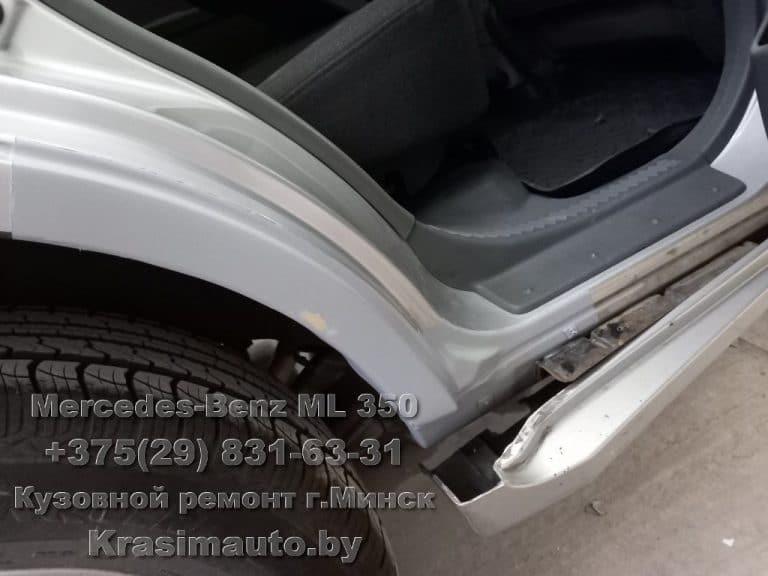Mercedes-Benz ML 350-6