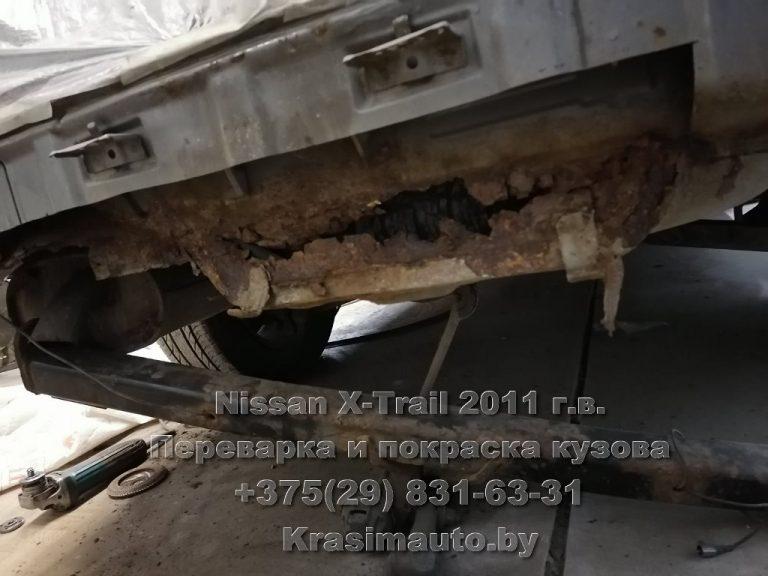 Nissan X-Trail 2011-1