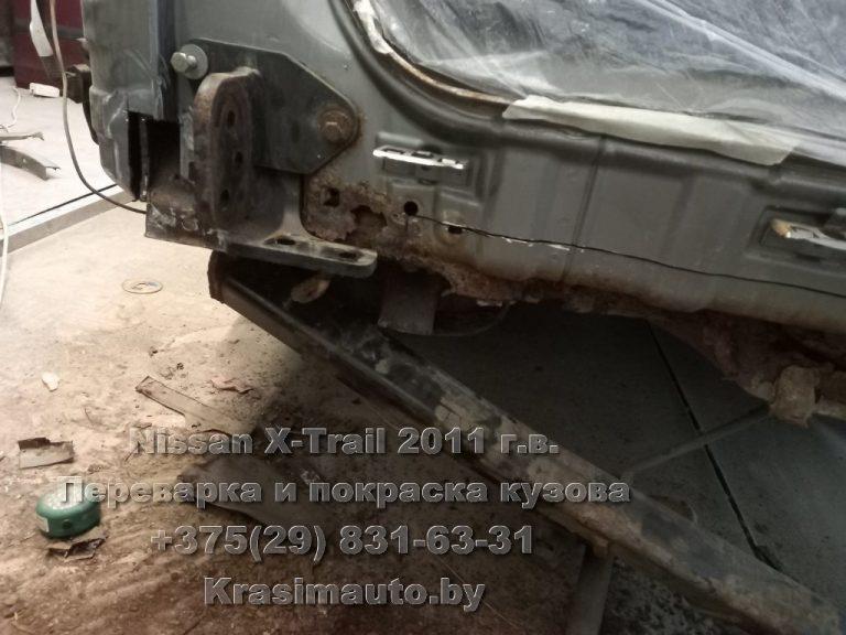 Nissan X-Trail 2011-22