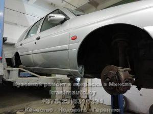 покрасить Ford Escort Минск