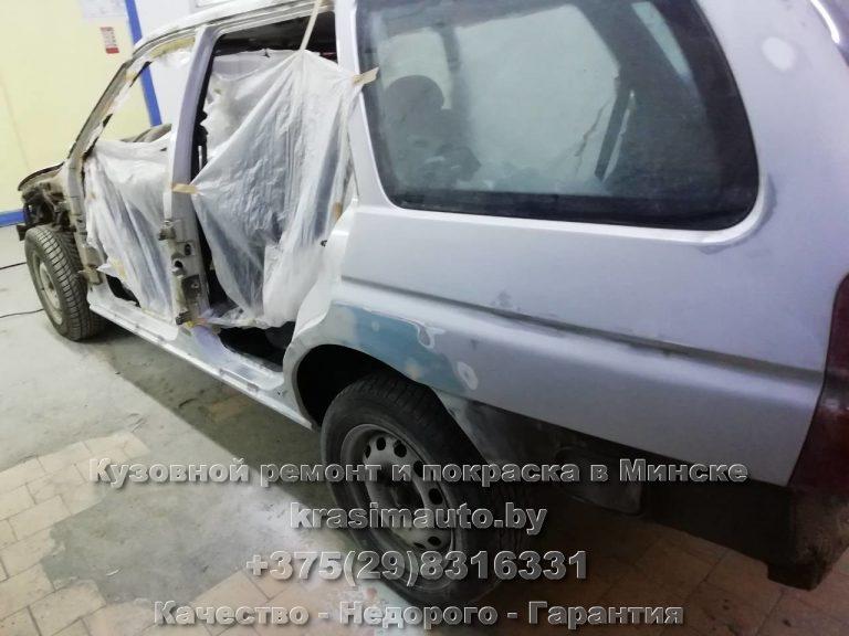 Минск покраска крыльев Ford Escort