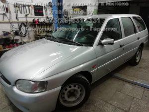 ремонт кузова Ford Escort в Минске