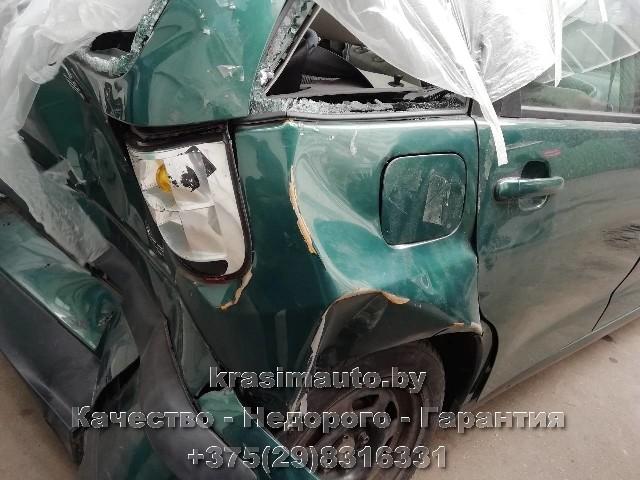 Seat Ibiza стапель на СТО в Минске +375298316331