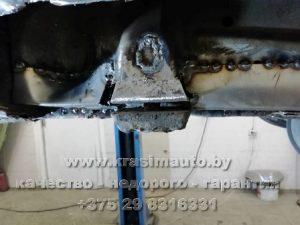 ремонт внутреннего усилителя BMW Минск