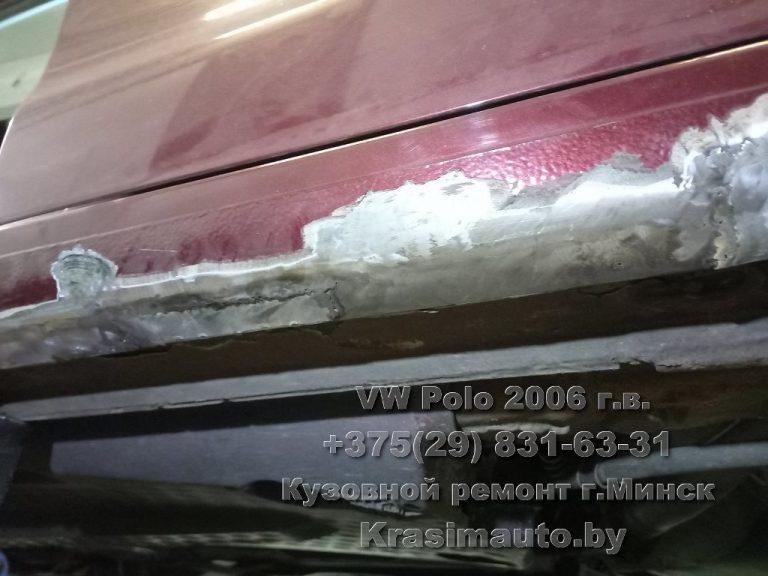 VW Polo 2006 г.в. До